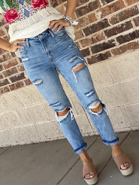The Randy Relaxed Jeans