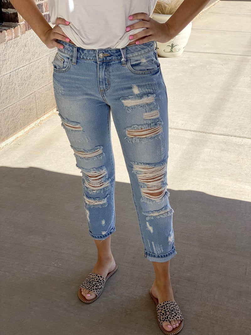 The Haylee Jeans