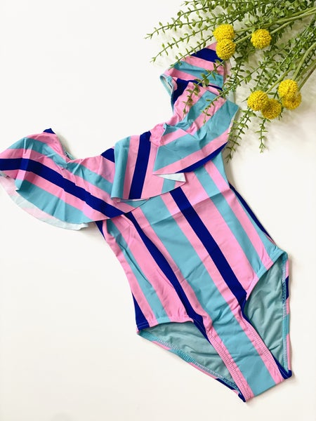 Cotton Candy Kids Swimsuit