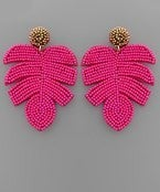 Perfect Palm Earrings-8 Colors