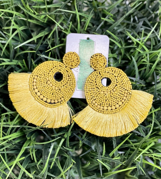 Surprise Steal-Ray of Sunshine Earrings