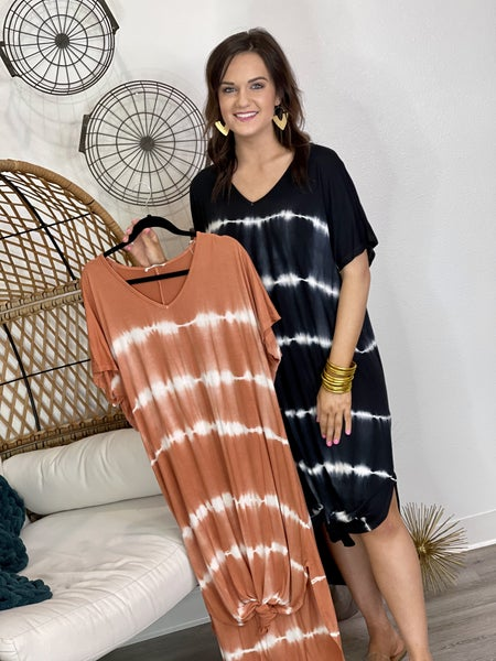 The Dyed Costa Maxi in 2 Colors