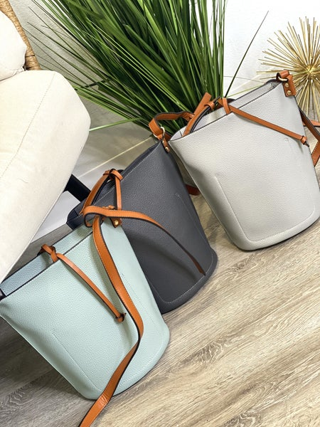 The Verona Bucket Bag - 3 Colors