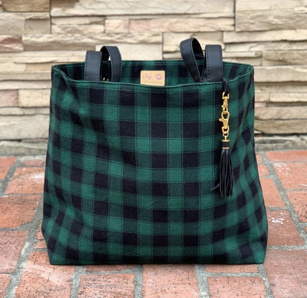 The Outlander Tote- 2 Sizes