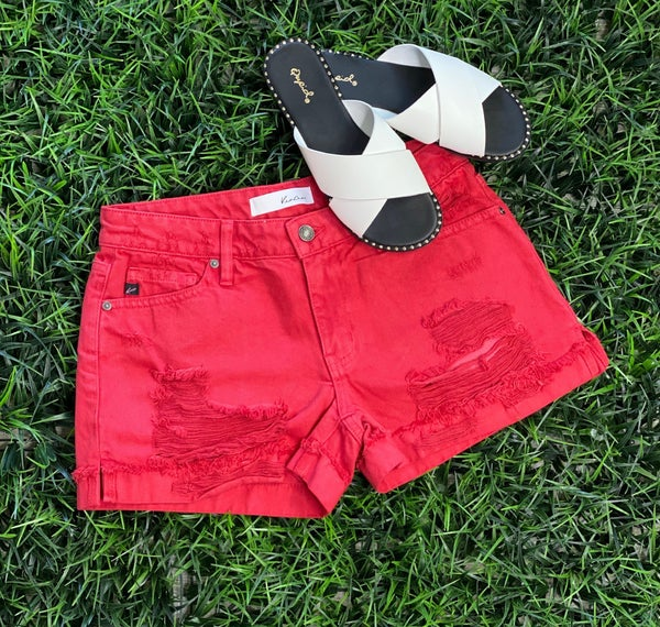The Ruby Shorts
