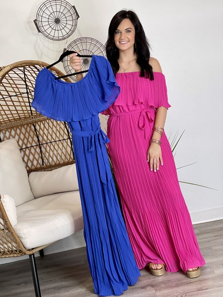 The Ridley Maxi - 2 Colors