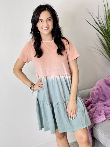 The Ombre Tunic Top