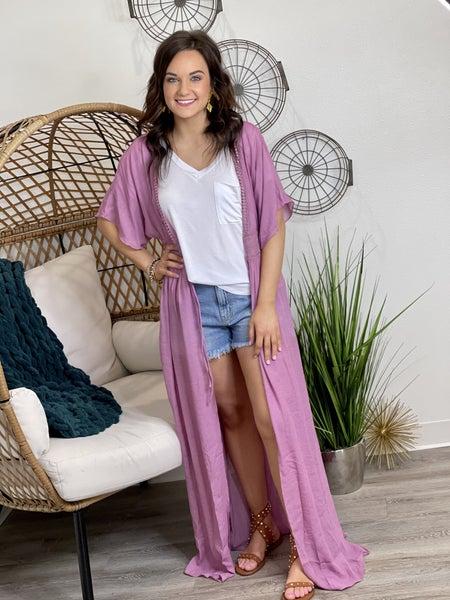 The Lacey Kimono