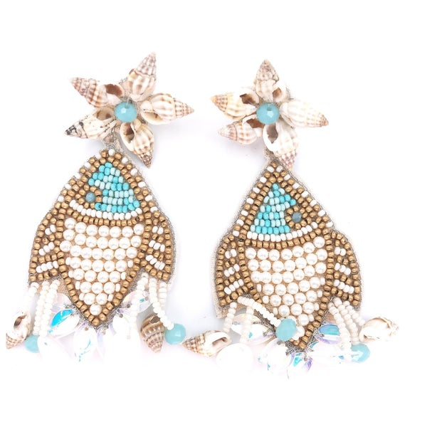 The Goldie Fish Earrings