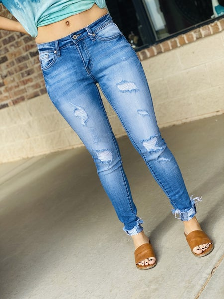 The Michelle Skinnies