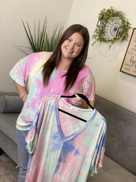 LD STEAL 32-Soft Dye Top-2 Colors