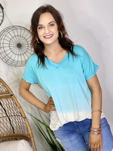 The Island Dyed Top - All Sizes