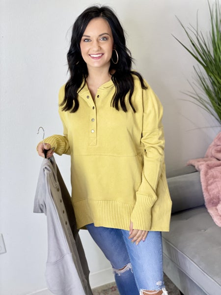 The Ultra Cozy Pullover - 2 Colors
