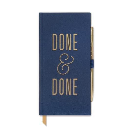 Done & Done Journal