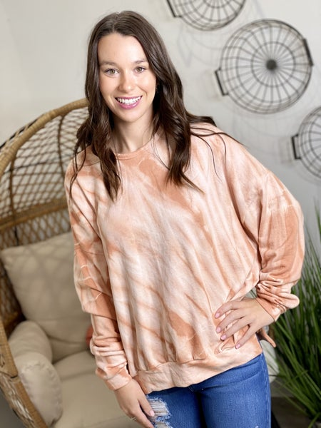 The Creamsicle Pullover