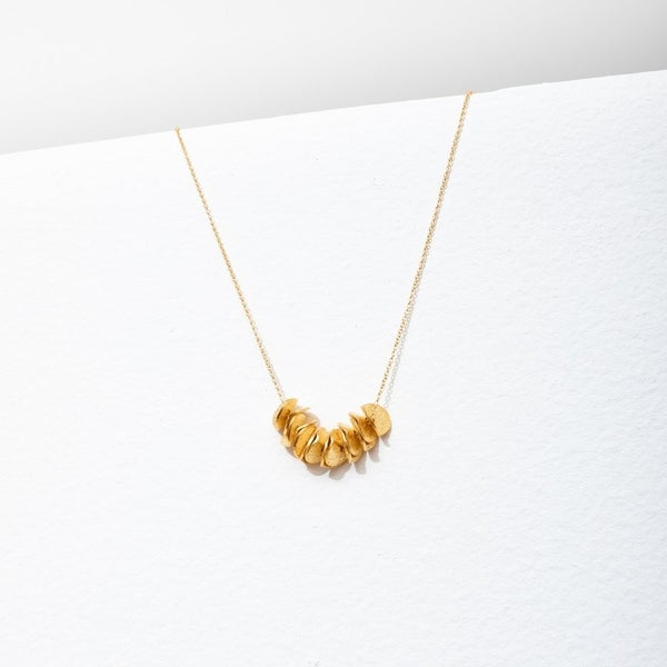 The Gold Carmen Necklace