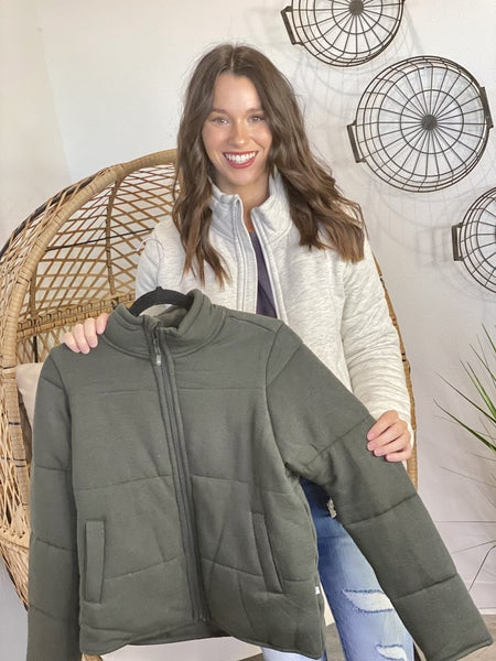 The Brenna Jacket - 2 Colors