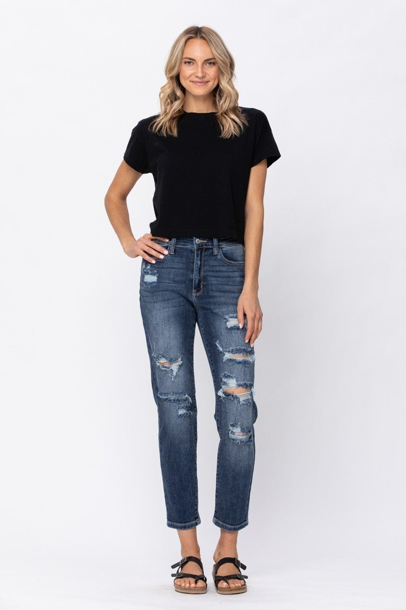 The Angie Boyfriend Jeans
