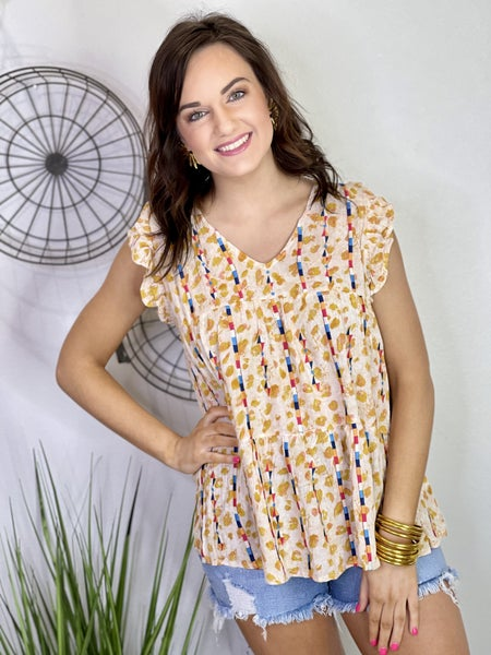 The Maybe Mallie Top
