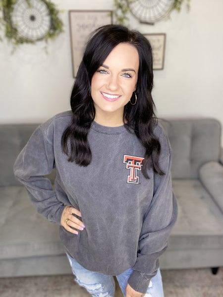The Double T Pullover - All Sizes
