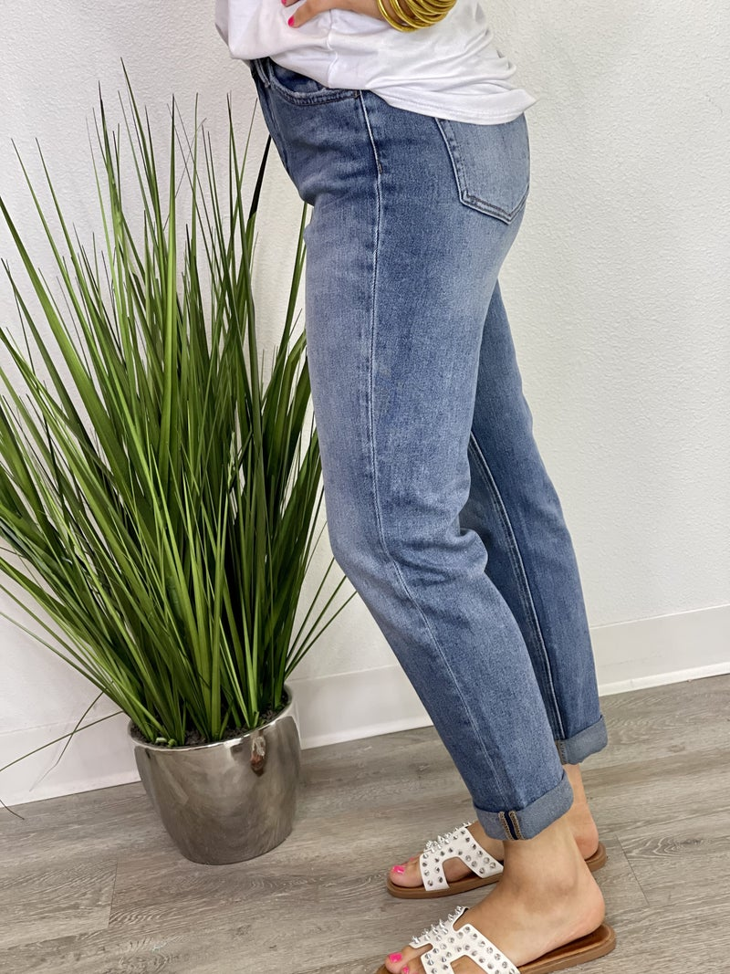 The Braxton Boyfriend Jeans