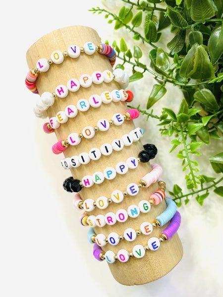 Kids Stretch Bracelets