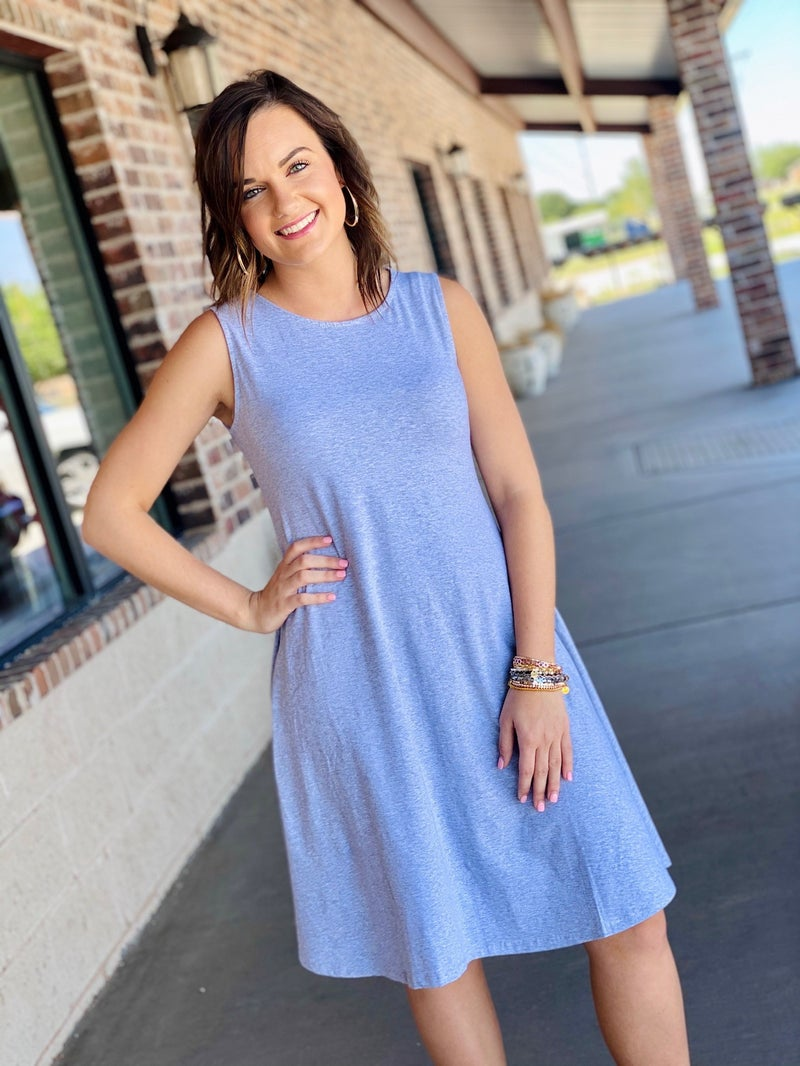 The STEAL A-Line Dress