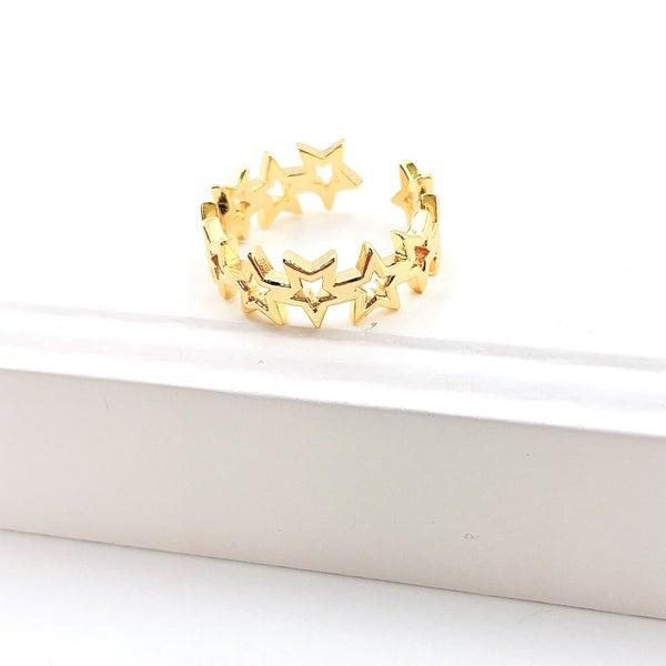 The Multi Star Ring