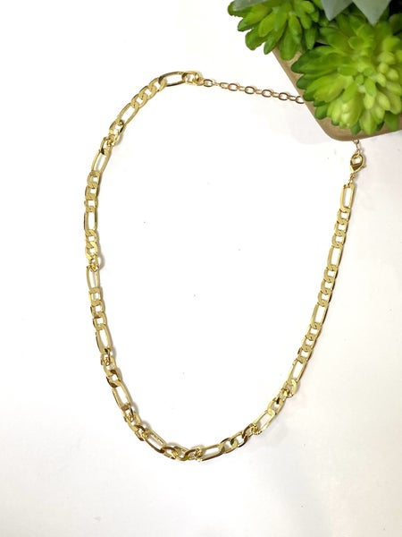 The Harley Gold Choker - 2 Sizes