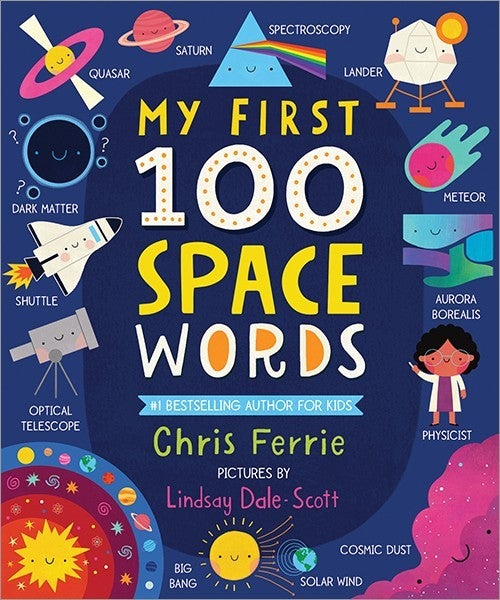 My First 100 Space Words Book