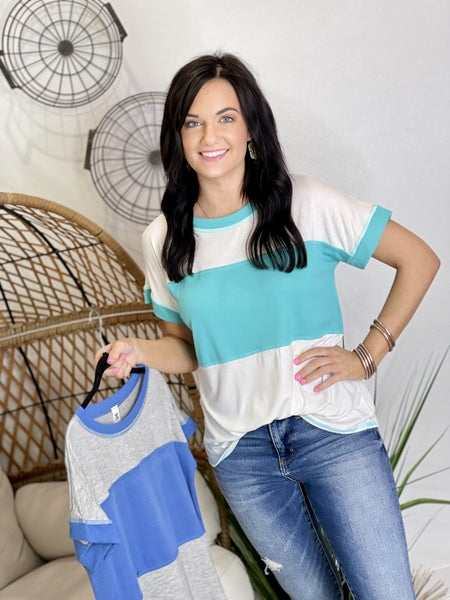 The Ribbed Rylee Top - 2 Colors