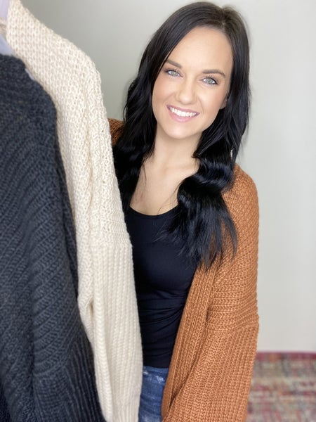 The Maxi Cardigan in 3 Colors