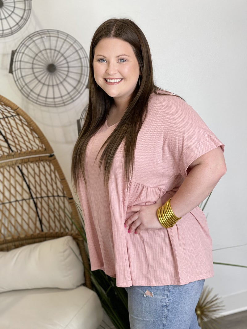 The Ribbed Baby Top-2 Colors/All Sizes