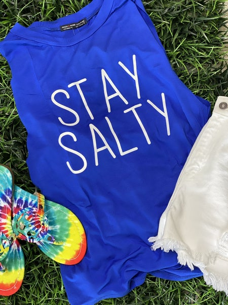 Stay Salty Tank