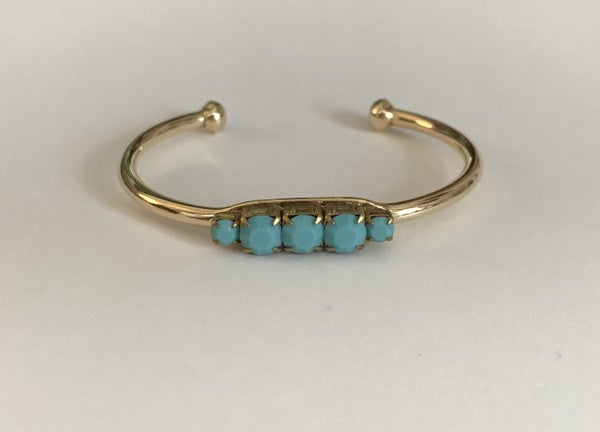 The Turquoise Cuff