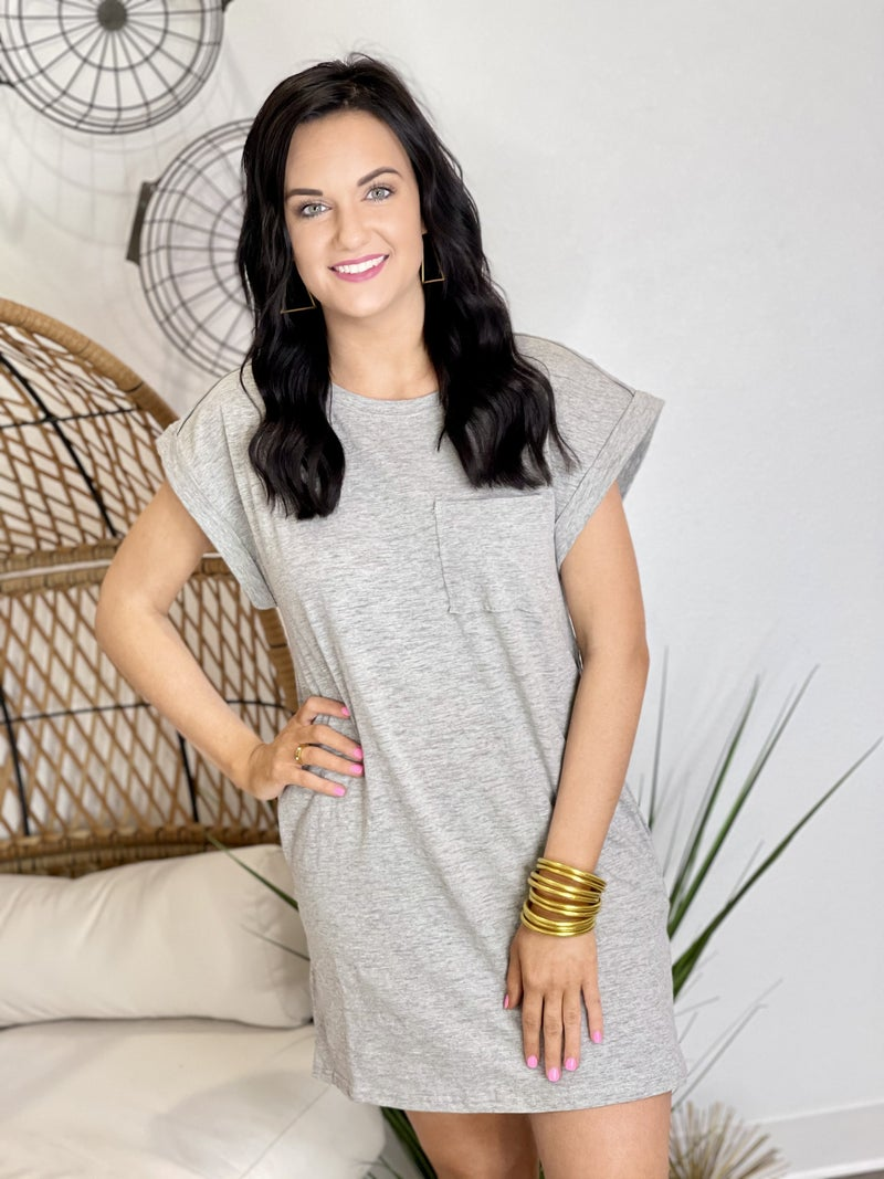 The Very Me Dress-3 Colors