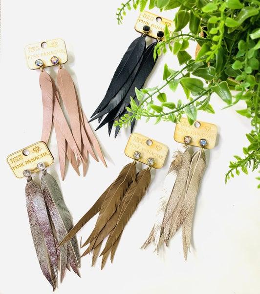 The Whisper Earrings-5 Colors