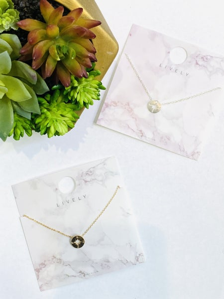 The True North Necklace - 2 Colors