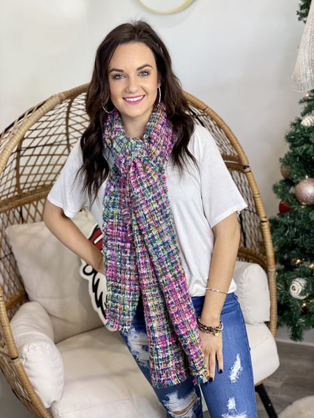 Colorburst Scarf