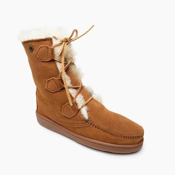 The Juniper Sheepskin Boot