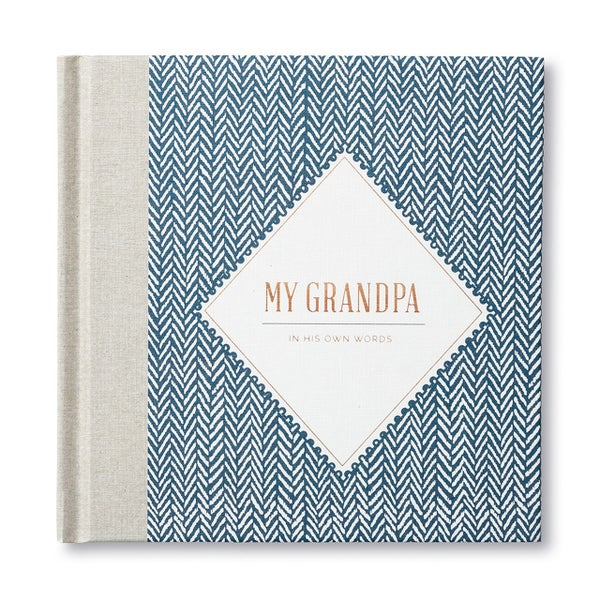 Grandpa Interview Journal