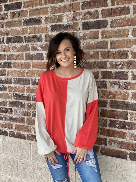 The Dual Coral Top