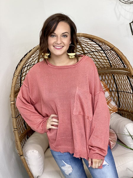 Inside Out Pullover-3 Colors