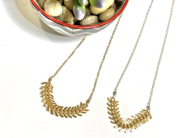 Melissa Necklace in 2 Colors