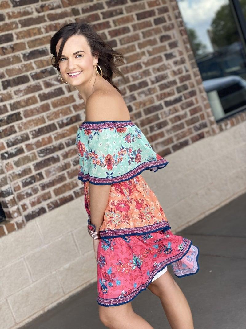 The Triple Layer Summer Dress