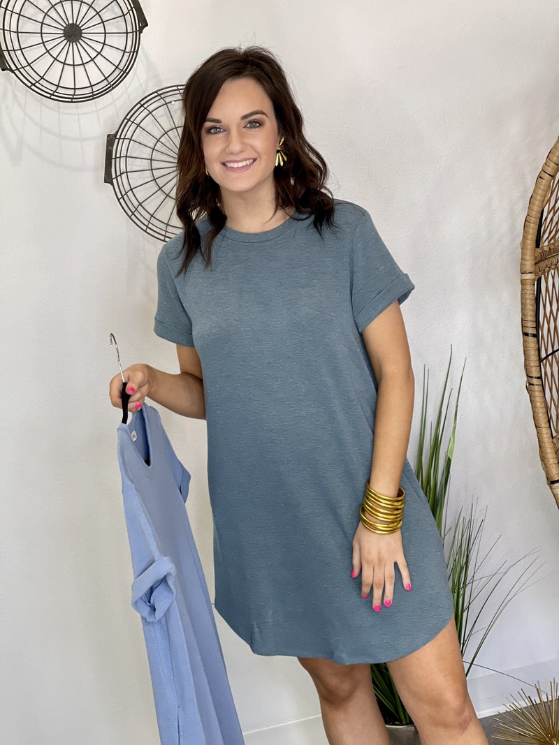 The Charlie Dress - 2 Colors