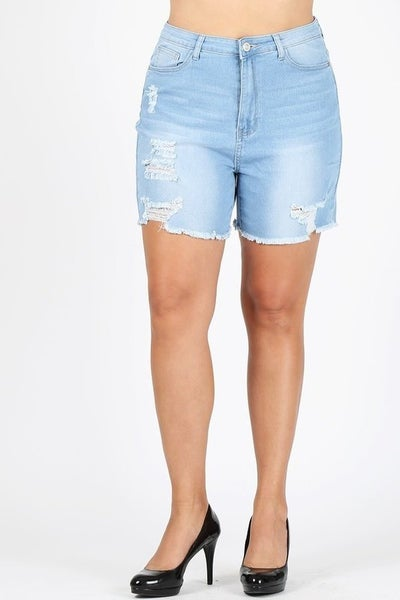 The Curvy Cole Cut-offs