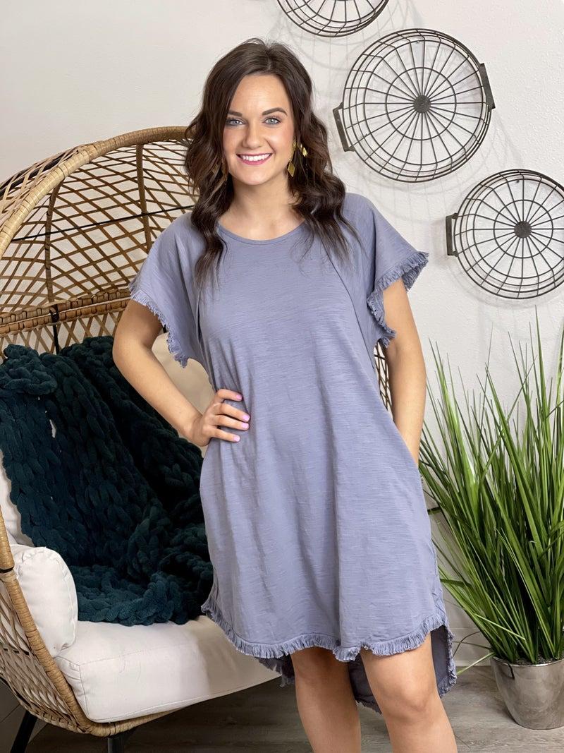 The Libby Linen Dress - 2 Colors