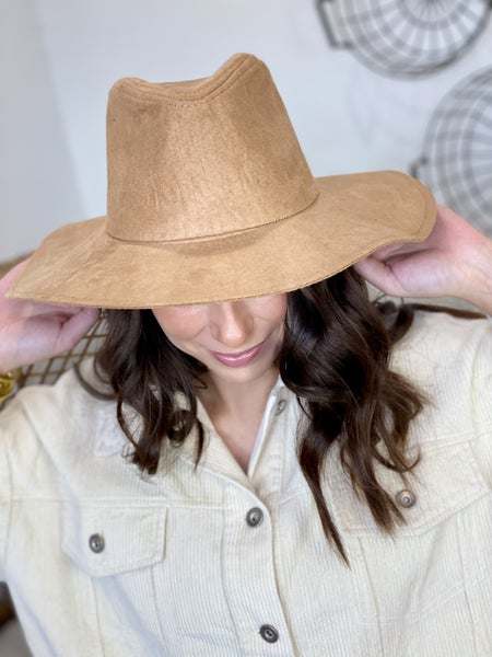 The Soho Hat-4 Colors