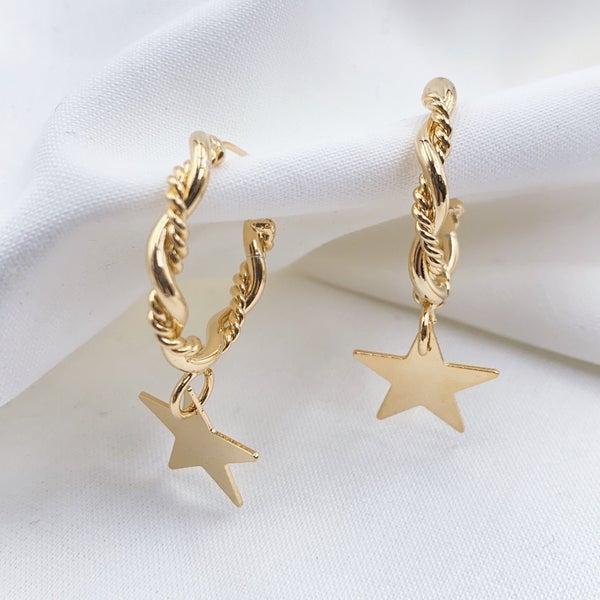 New TJ Trunk Show Earrings